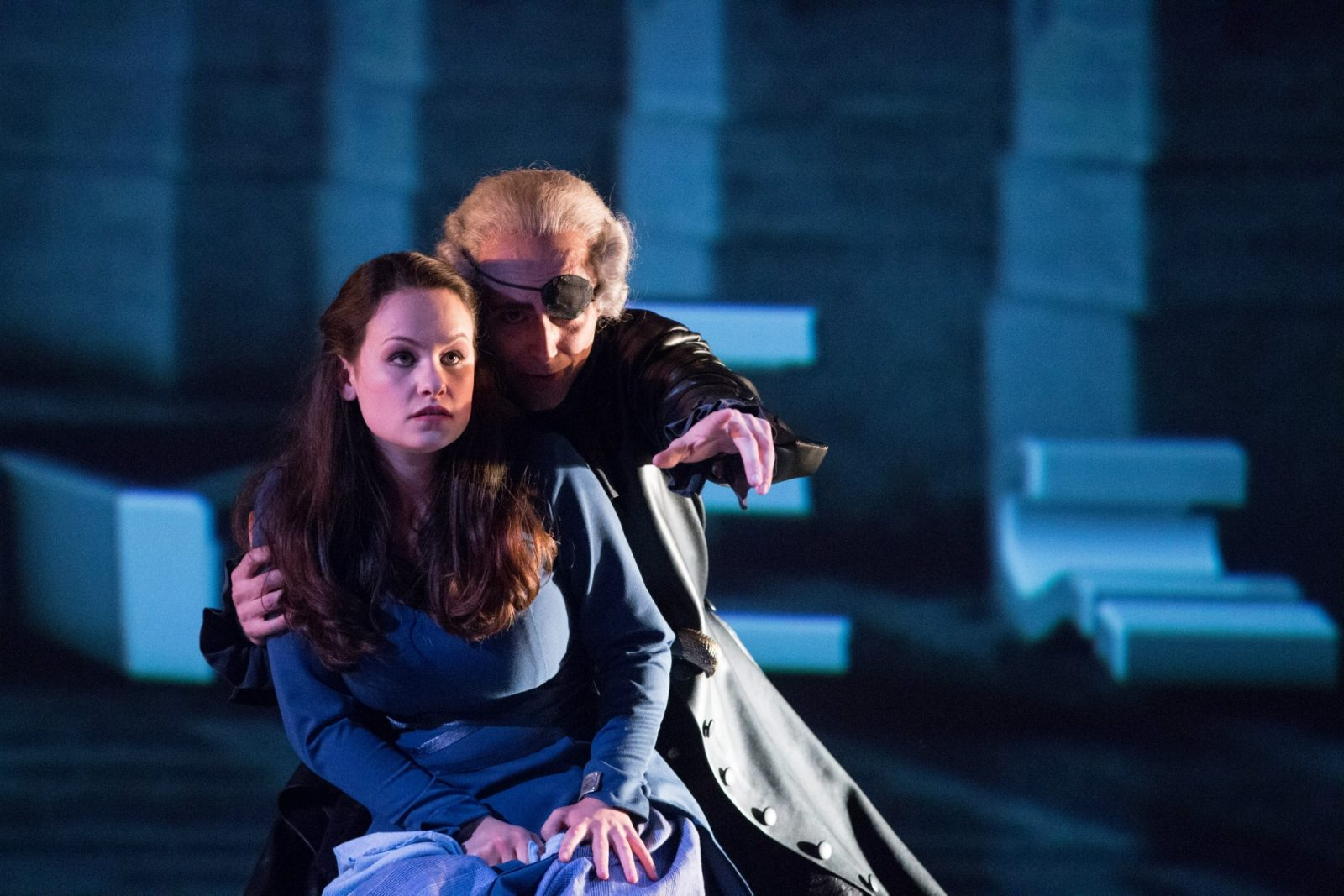 Handel's Ariodante | as Polinesso | Theater Münster