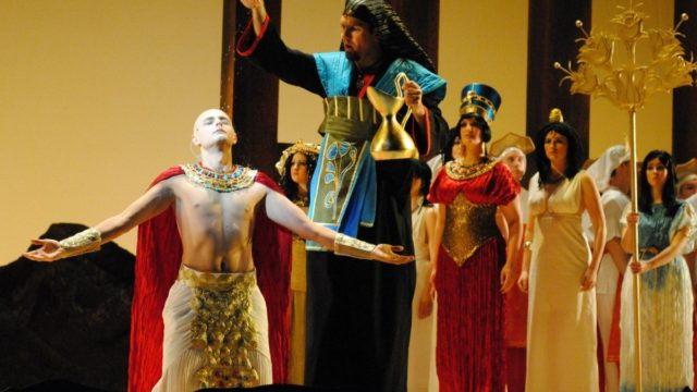 Akhnaten (Philip Glass) - Indianapolis Opera
