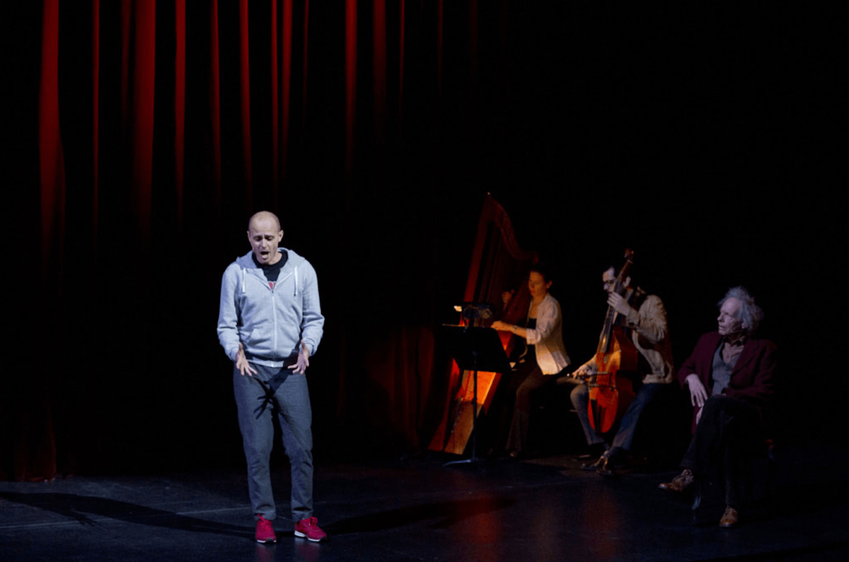 To be or not to be | Jean Baptiste Millot © 2016 | Paris and Rouen | Shakespeare and Purcell