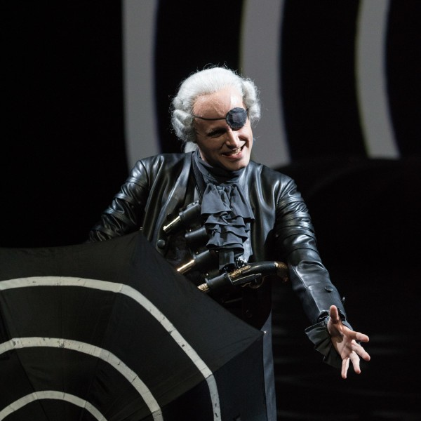 Ariodante | as Polinesso | Theater Münster